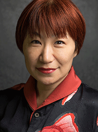 土佐 尚子 教授