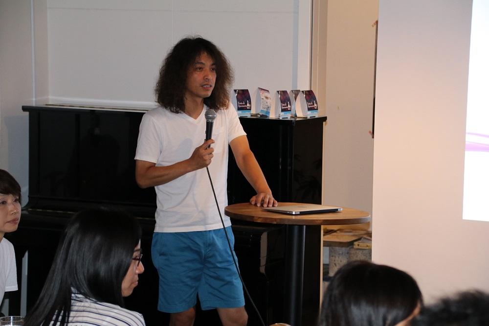 ディナーセッション(2)